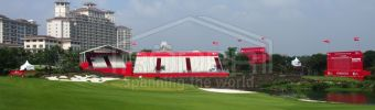 RODER 56th session of the World Cup of Golf2011 big tent7